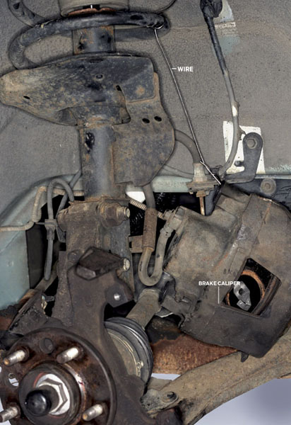 How to replace a bad ball joint
